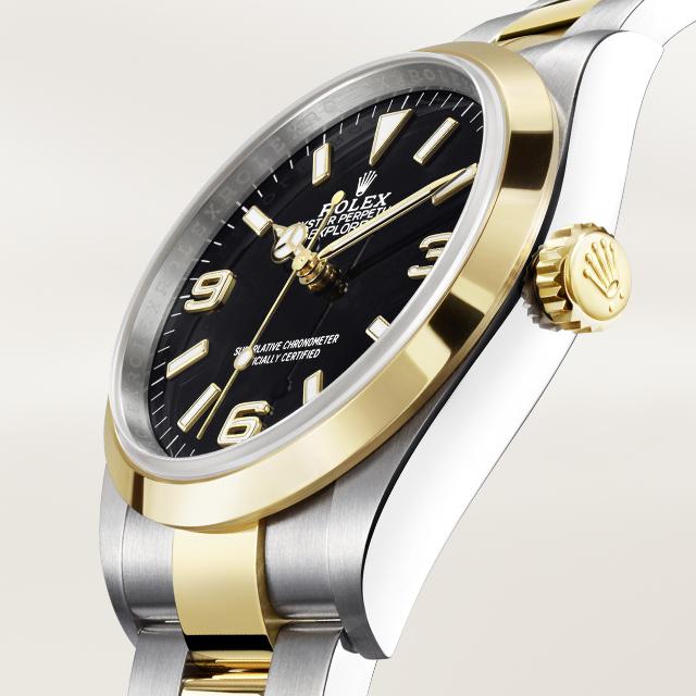 Rolex Caneta Continental